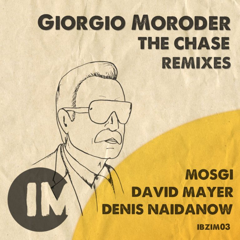 ibzim003 Giorgio Moroder – The Chase (Remixes)